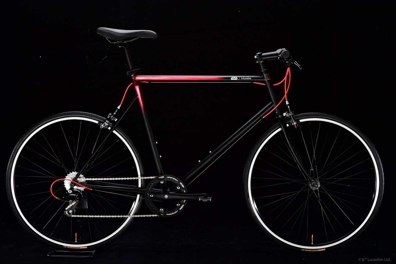 STAR WARS x tokyobike Kylo Ren - full bike