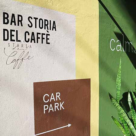 ร้านอาหาร Bar Storia ซอยอารีย์ 4 (ฝั่งเหนือ)
