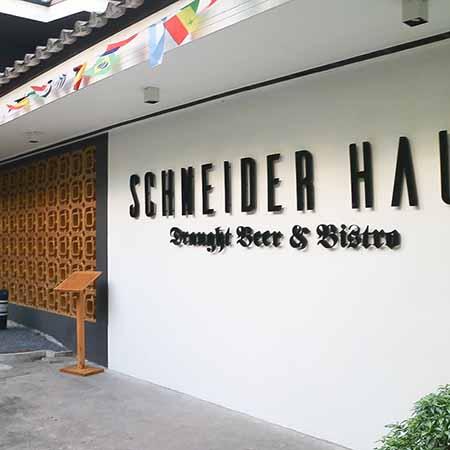 ร้านอาหาร Schnider Haus อารีย์ ซอย 4