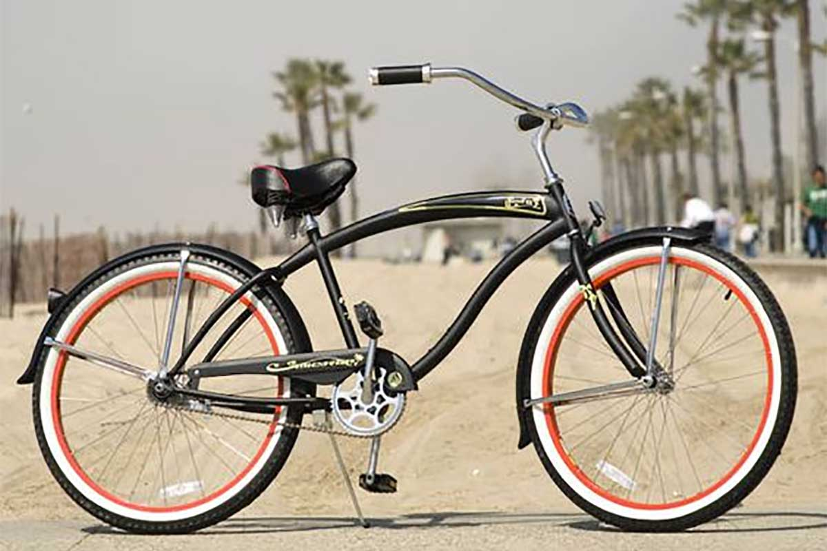 Cruiser Bikes - How to pick bicycle type for you