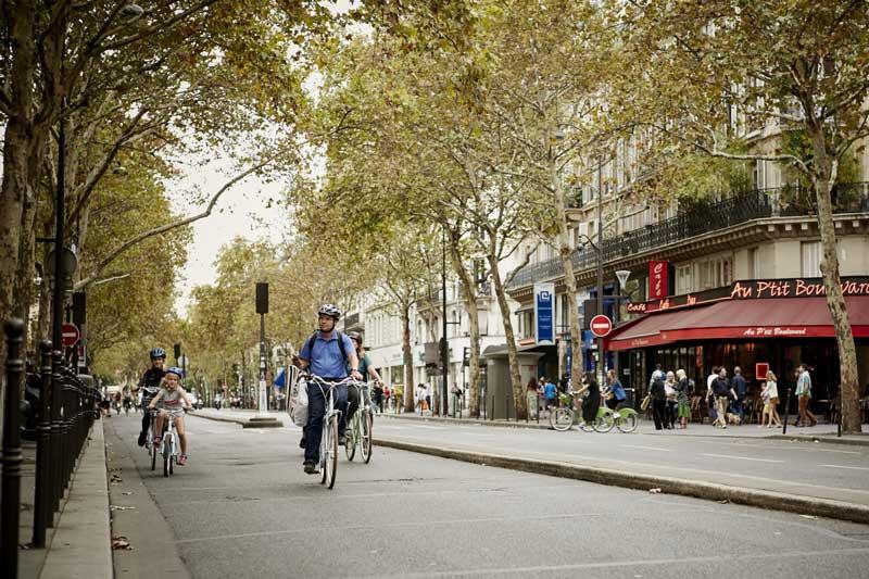 Journées du Patrimoine 2018 and Paris car free day - 7 | tokyobike blog