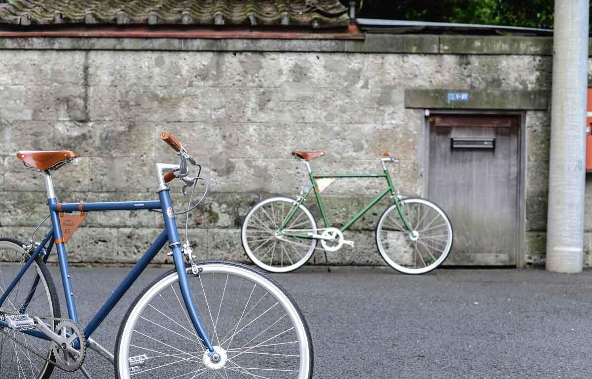 เช่าจักรยาน โตเกียวไบค์ ขี่เที่ยวญี่ปุ่น tokyo slow