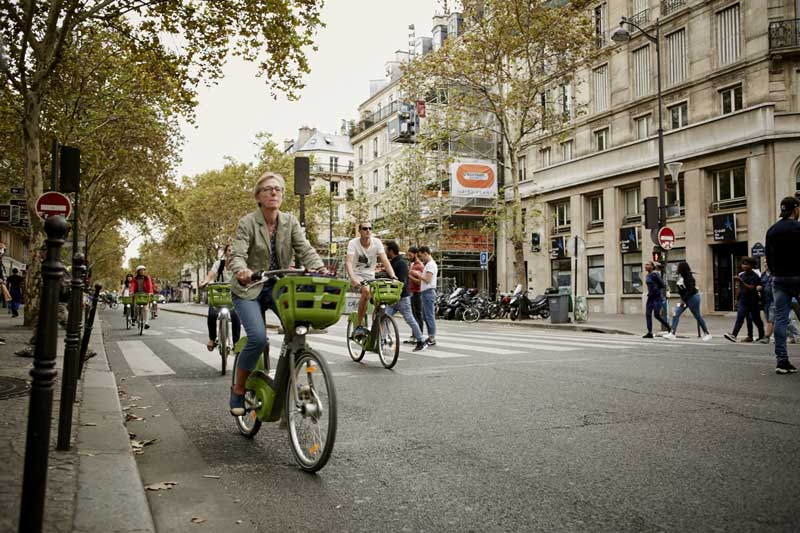 Bike sharing in Paris / Vélib' in Paris - 2 | blog tokyobike