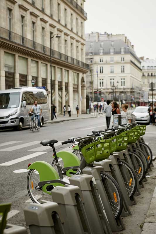 Bike sharing in Paris / Vélib' in Paris - 6 | blog tokyobike