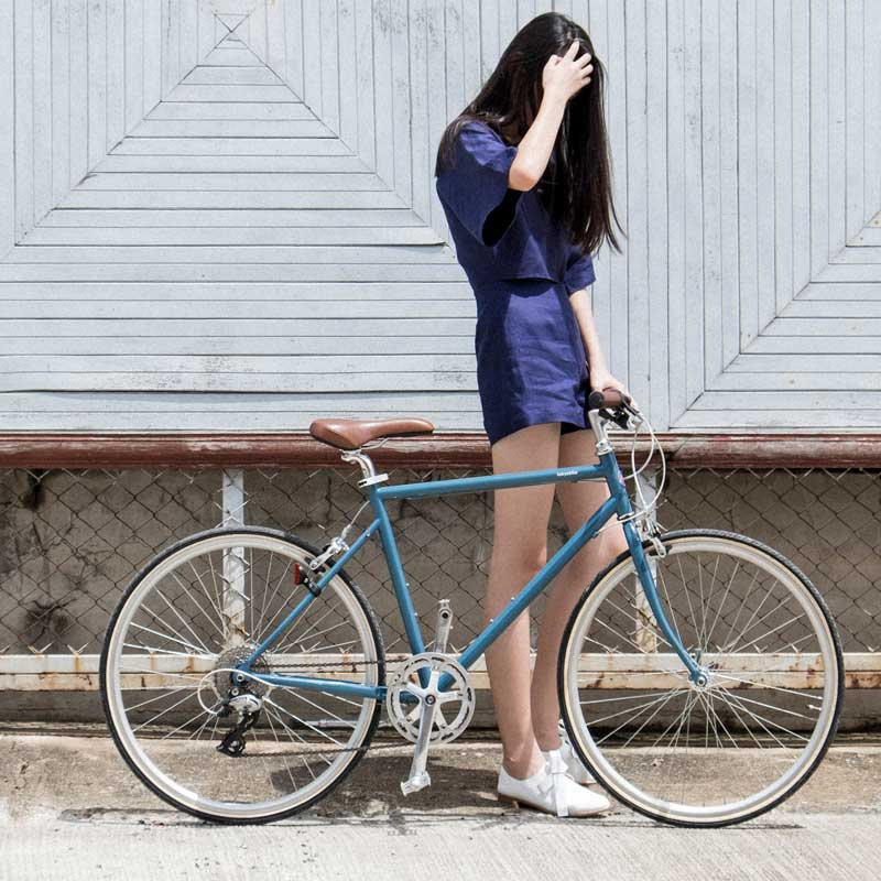 tokyobike cs bluegray vick girl