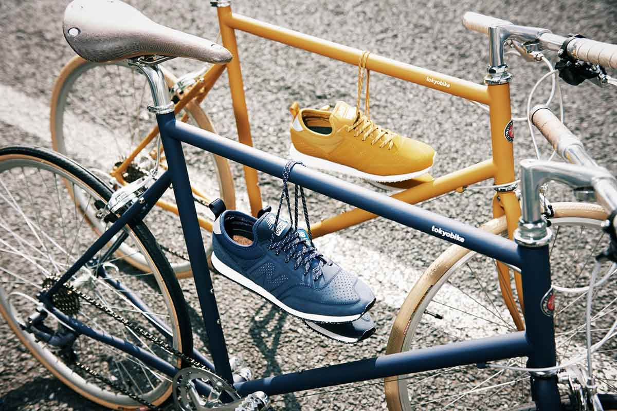 Collaboration project tokyobike x New Balance