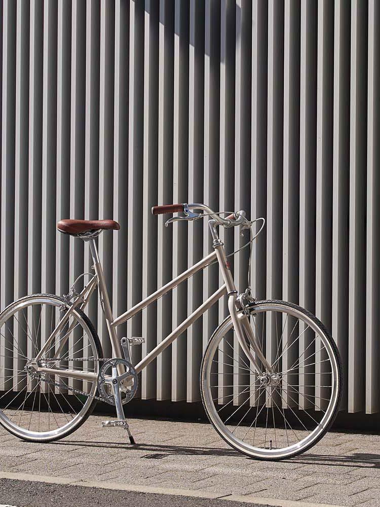 จักรยานโตเกียวไบค์บิซูรุ่นใหม่ ทรงคานเฉียง แบบ Single Speed