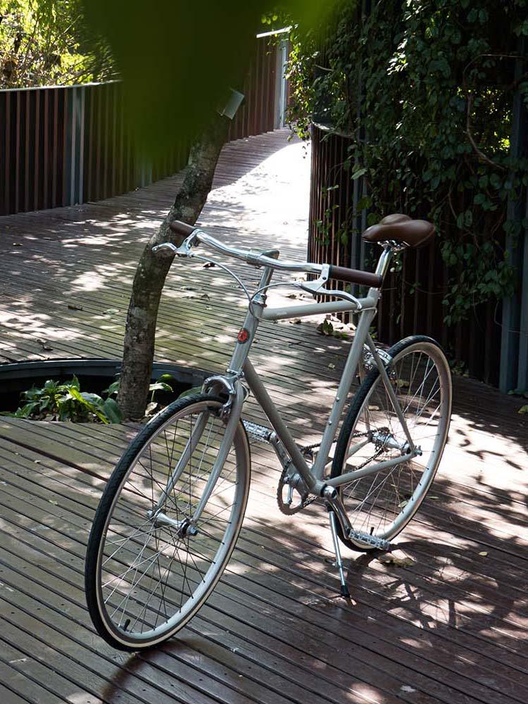 จักรยานโตเกียวไบค์รุ่นใหม่ ที่คงความสวยคลาสสิค ขับเคลื่อนด้วยระบบเกียร์เดียว Single Speed