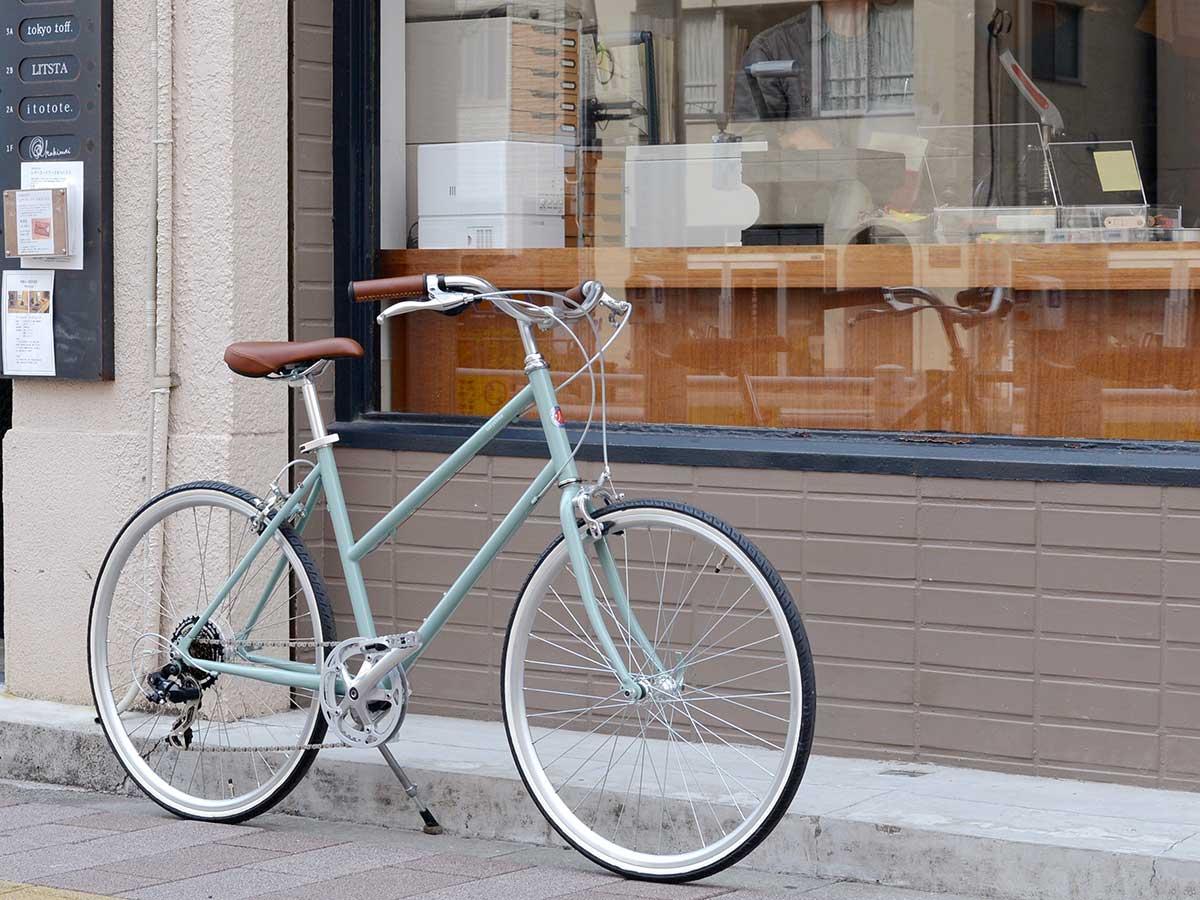 จักรยาน โตเกียวไบค์ รุ่น bisou จักรยานผู้หญิง