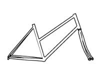 tokyobike bisou frame