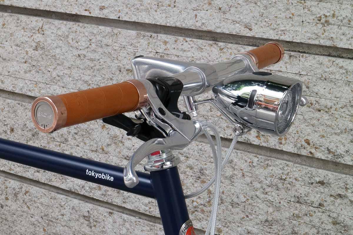 รถจักรยาน tokyobike plus #19 tokyo bike 26 ไฟวินเทจ และกริบ brooks รุ่นพิเศษ