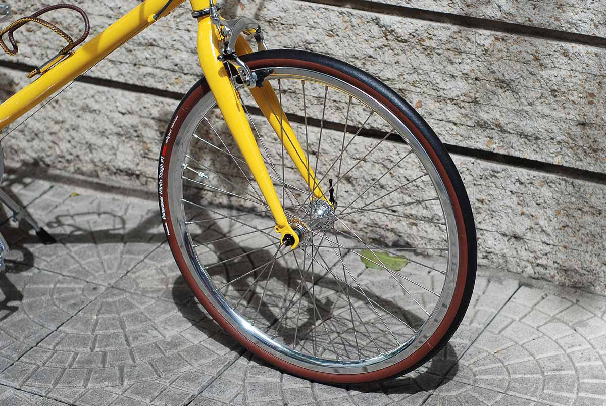 tokyobike plus#20 wheels