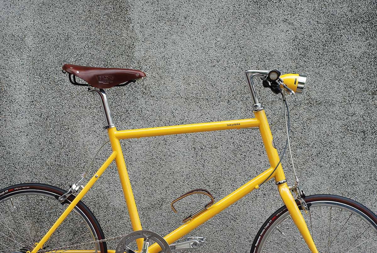 tokyobike plus#20 side view2