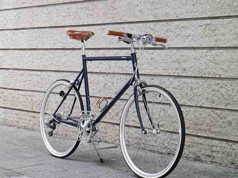 tokyobike 26 กับ brook set รุ่นพิเศษสีทองแดง ไฟจักรยานหน้าสไตล์วินเทจ