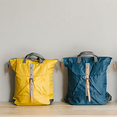 Ally Capellino Backpack for Tokyobike Collaboration Edition