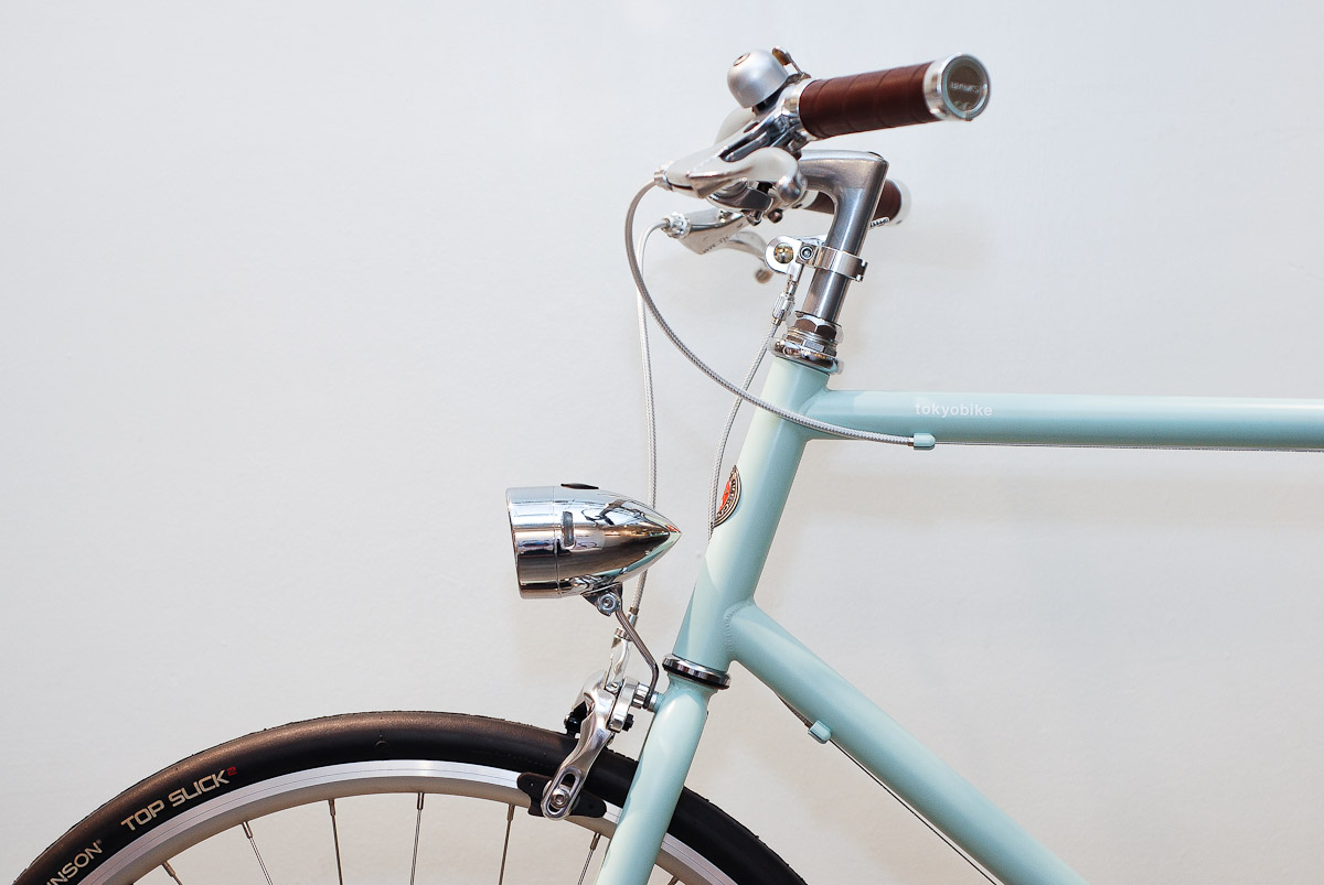 ไฟหน้าจักรยาน ทรงวินเทจ Bicycle Vintage Lamp