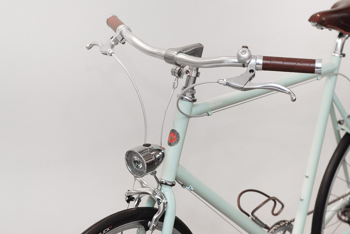 ไฟจักรยาน ไฟวินเทจ สไตล์คลาสสิก ใส่กับ tokyobike 26