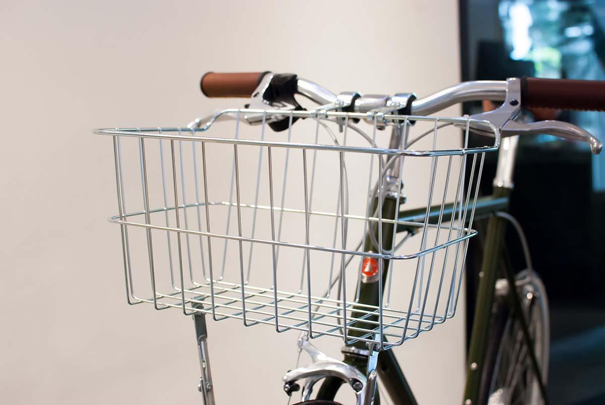 ตะกร้าจักรยาน WALD รุ่น 1521 - bicycle basket WALD 1521 front