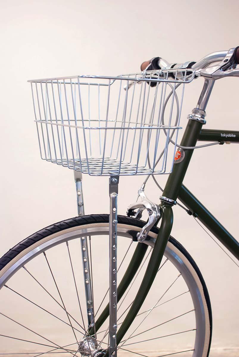 ตะกร้าจักรยาน WALD รุ่น 1521 - bicycle basket WALD 1521 fix