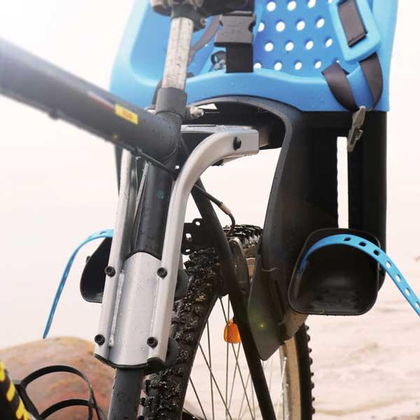 ที่นั่งเด็กติดจักรยาน Yepp Maxi - adaptor สำหรับติดเฟรมจักรยานสำหรับเด็กน้ำหนัก 9 กิโล ถึง 22 กิโล