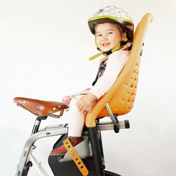 ที่นั่งเด็กติดจักรยาน Yepp Maxi - สำหรับเด็ก 3 ขวบ