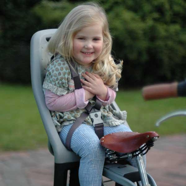 ที่นั่งเด็กติดจักรยาน Yepp Maxi EasyFit - สำหรับเด็ก 3 ขวบ
