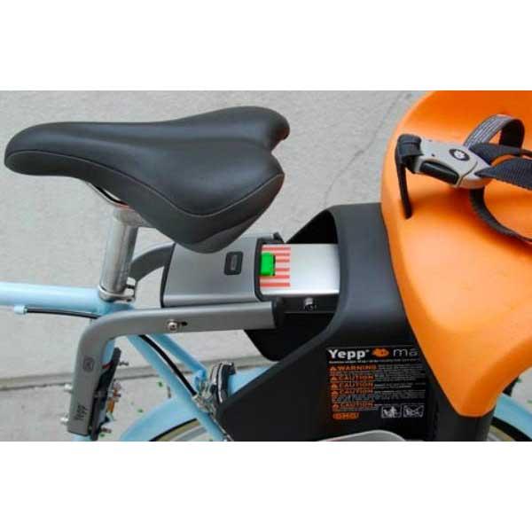 ที่นั่งเด็กติดจักรยาน Yepp Maxi - quick release