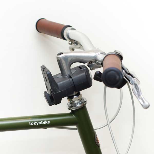 ติดตั้ง adaptor สำหรับติดที่นั่งเด็กติดจักรยาน