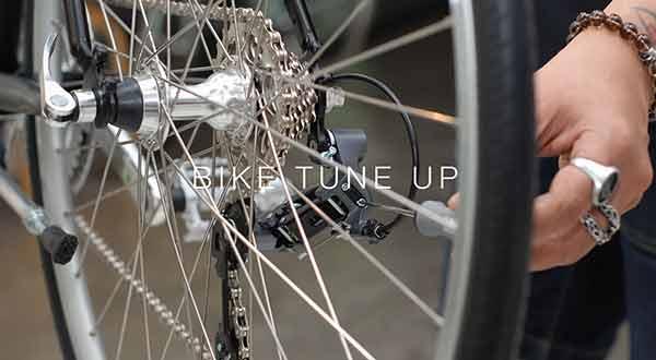 บริการแลจักรยาน บริการทำความสะอาดจักรยาน